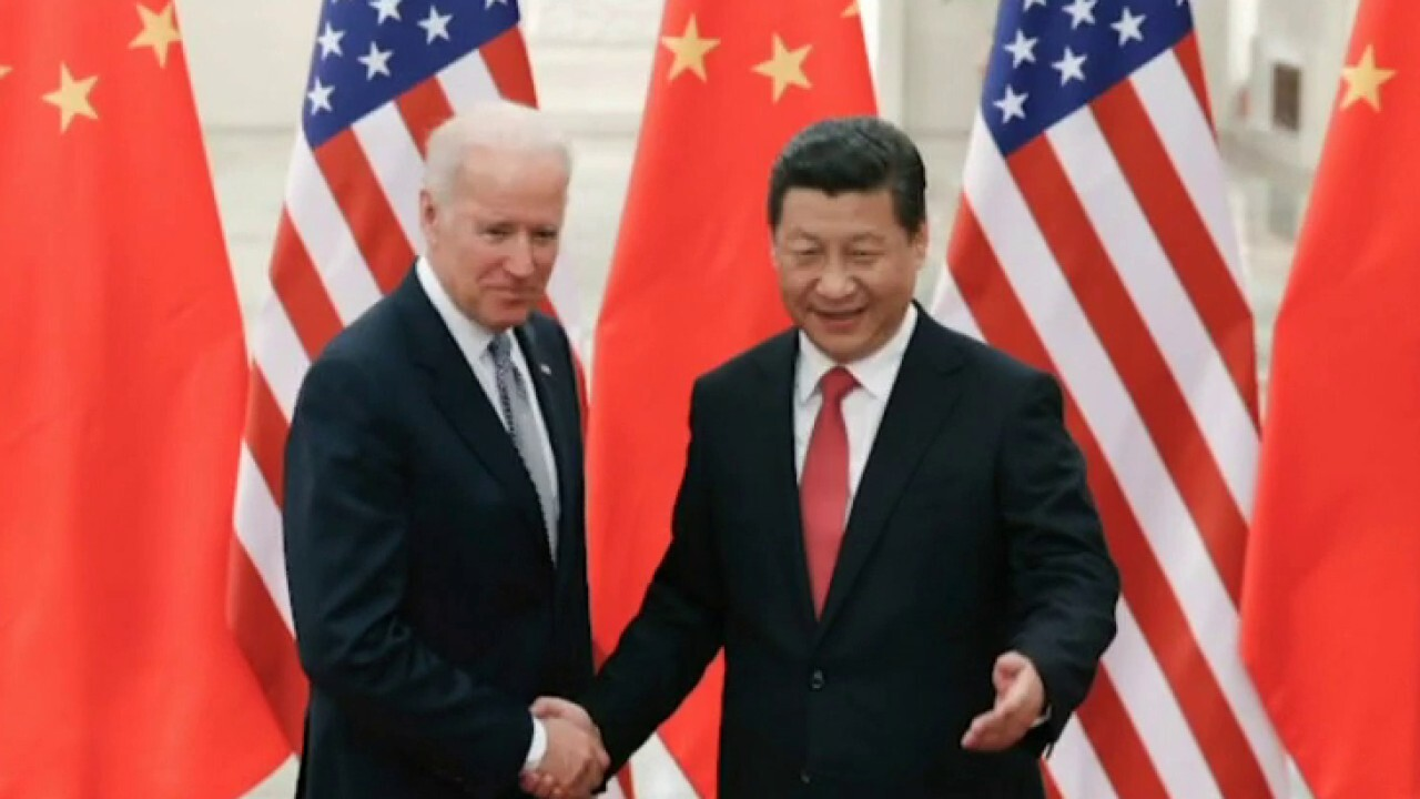 China is an adversary, US needs to call out their hypocrisy: Gen. Keane
