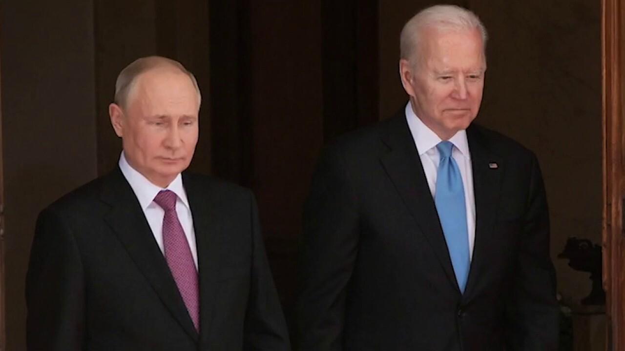 Jack Keane slams Biden's diplomatic approach toward Putin at summit