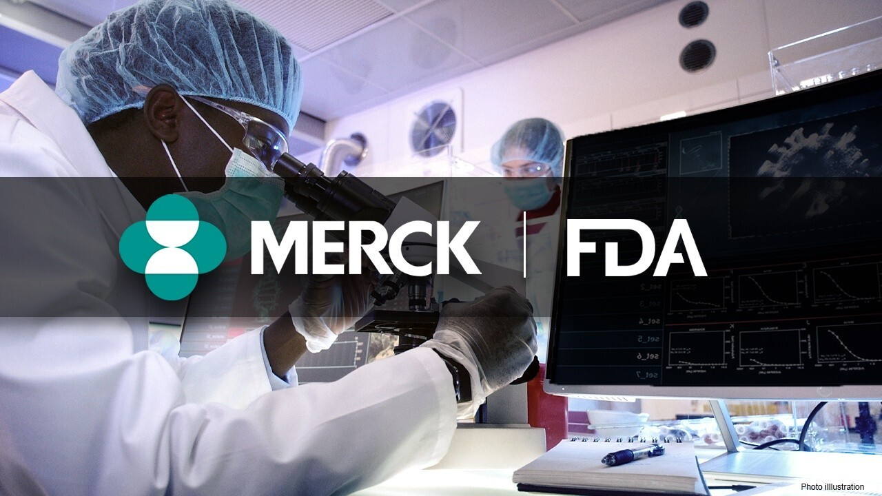 Merck eyes FDA approval for COVID-19 pill. FOX Business' Jackie DeAngelis with the more.