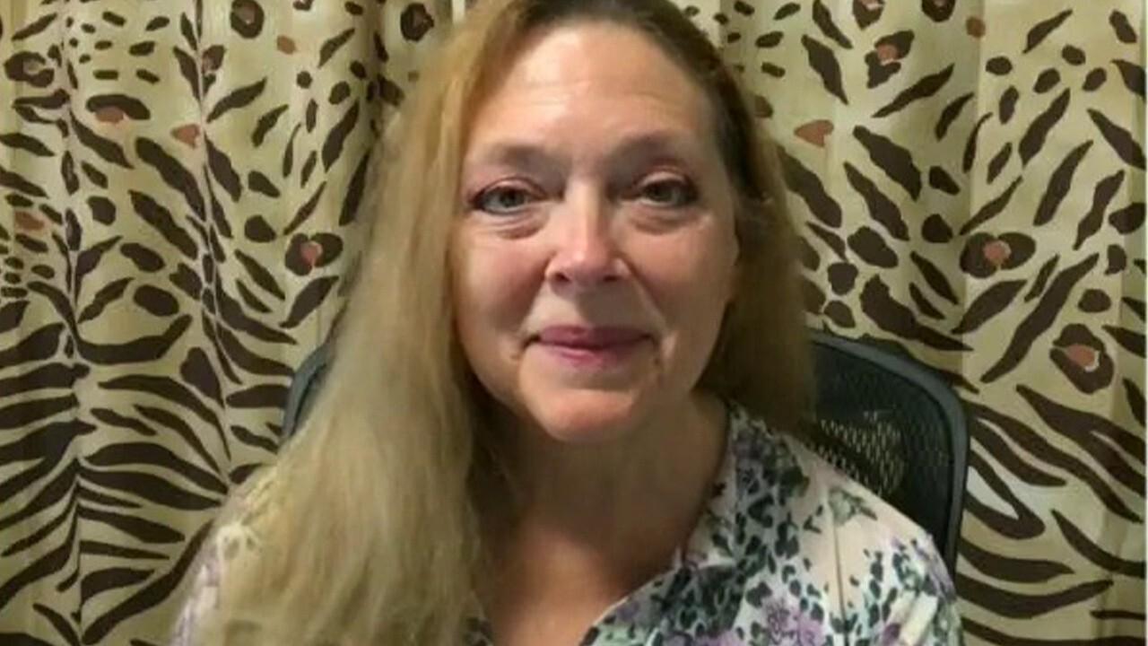 Carole Baskin on launching crypto 'purr-ency'