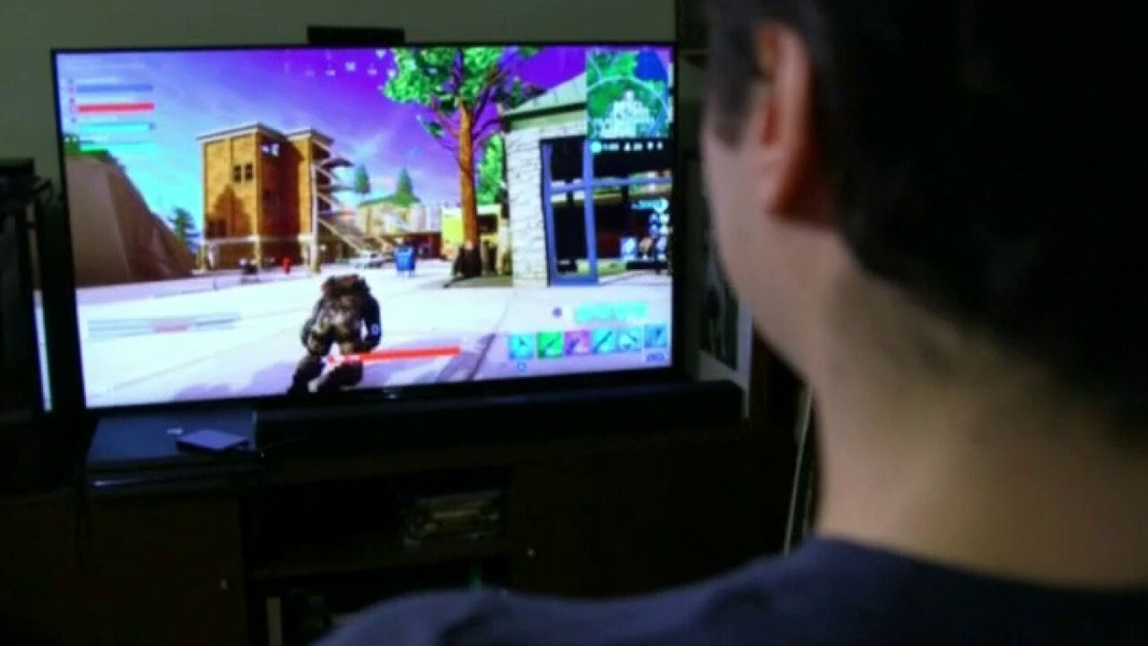 Video game stocks lagging during COVID reopening