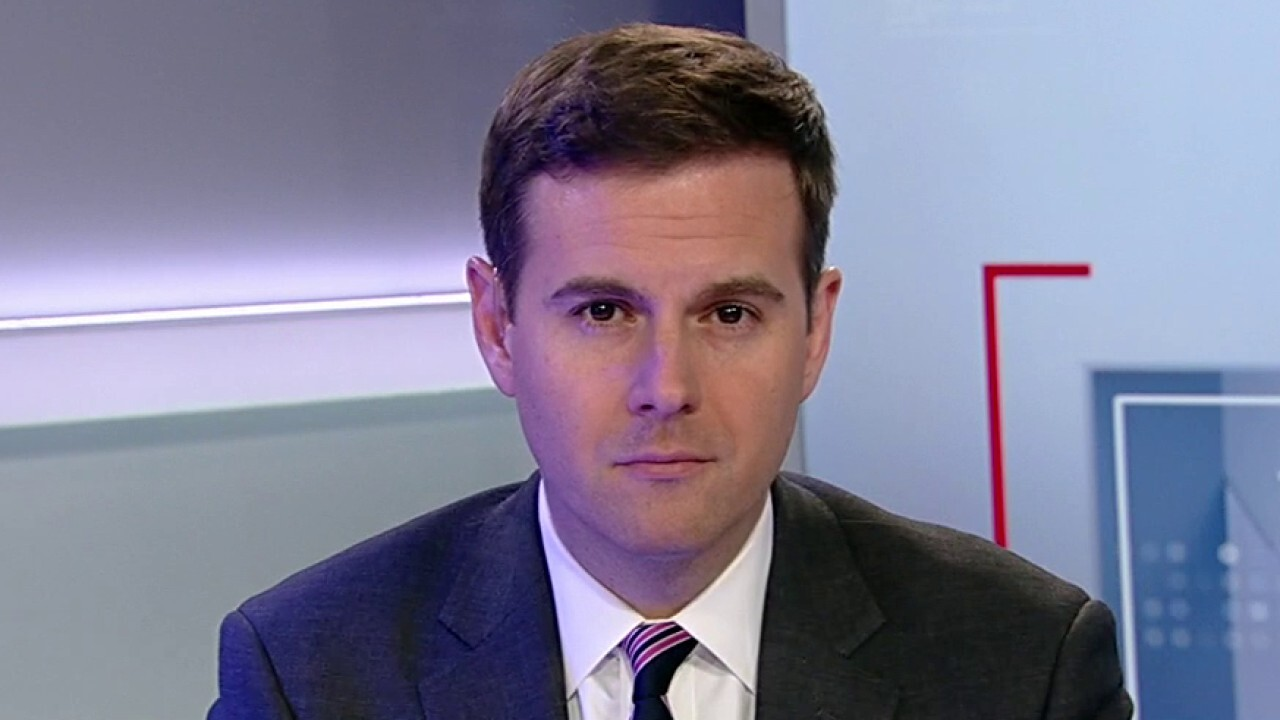 Fox News contributor Guy Benson joins 'Fox Business Tonight' to weigh in on terrorists using Twitter while former President Trump is banned.
