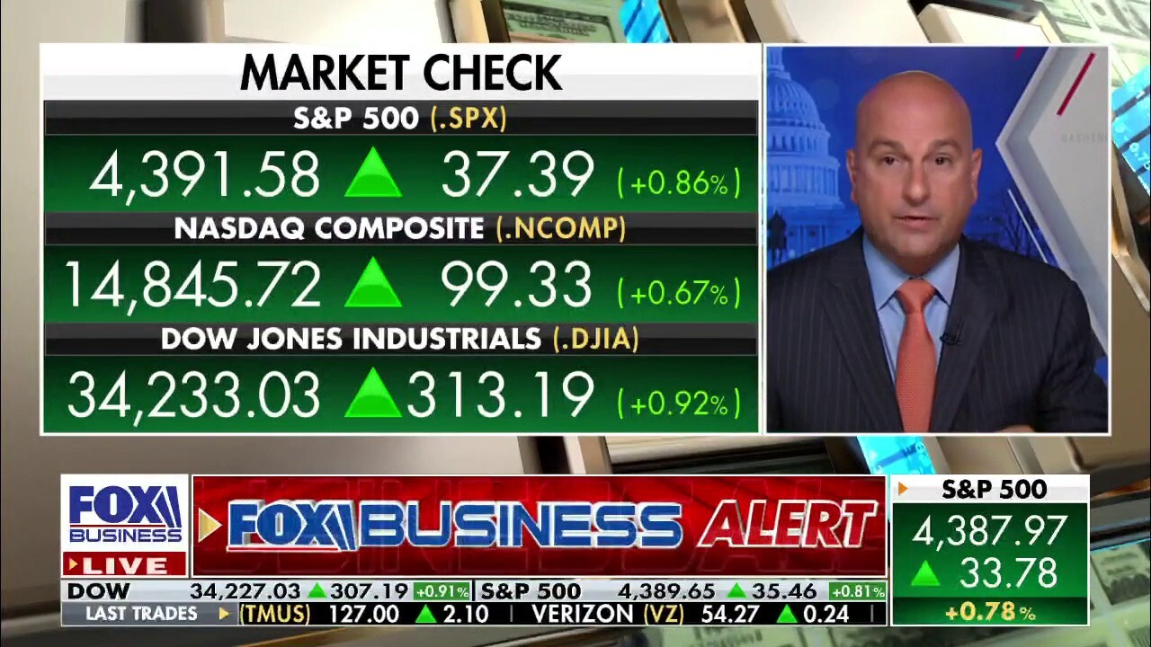 Fox News correspondent Edward Lawrence has the latest on the Fed's decision on 'Making Money'