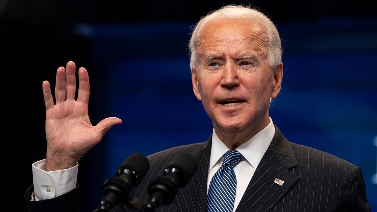 Jackie DeAngelis on Biden, 'dark money'