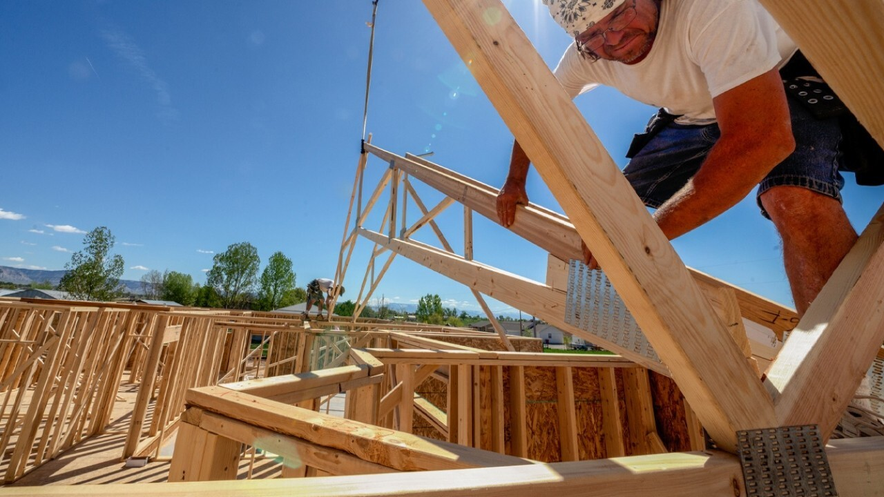 New home prices skyrocket amid lumber shortage
