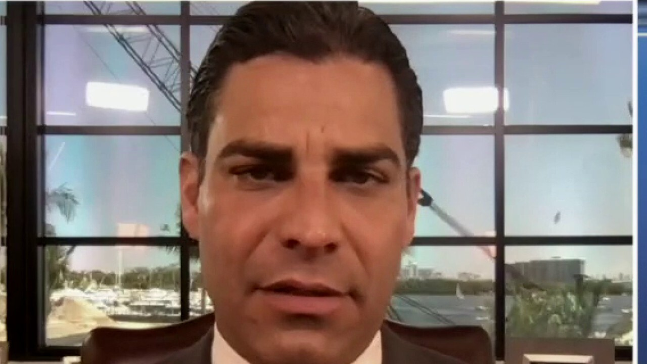 Miami mayor Francis Suarez says he supports 'everyone who is trying to fight to get cruising happening as quickly as possible,' including Florida Gov. Ron DeSantis, who sued the federal government over a failure to lift restrictions on cruise ships.