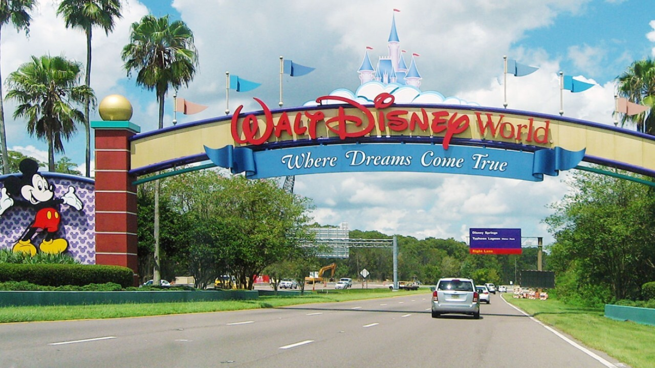Disney may relocate corporate divisions to Florida