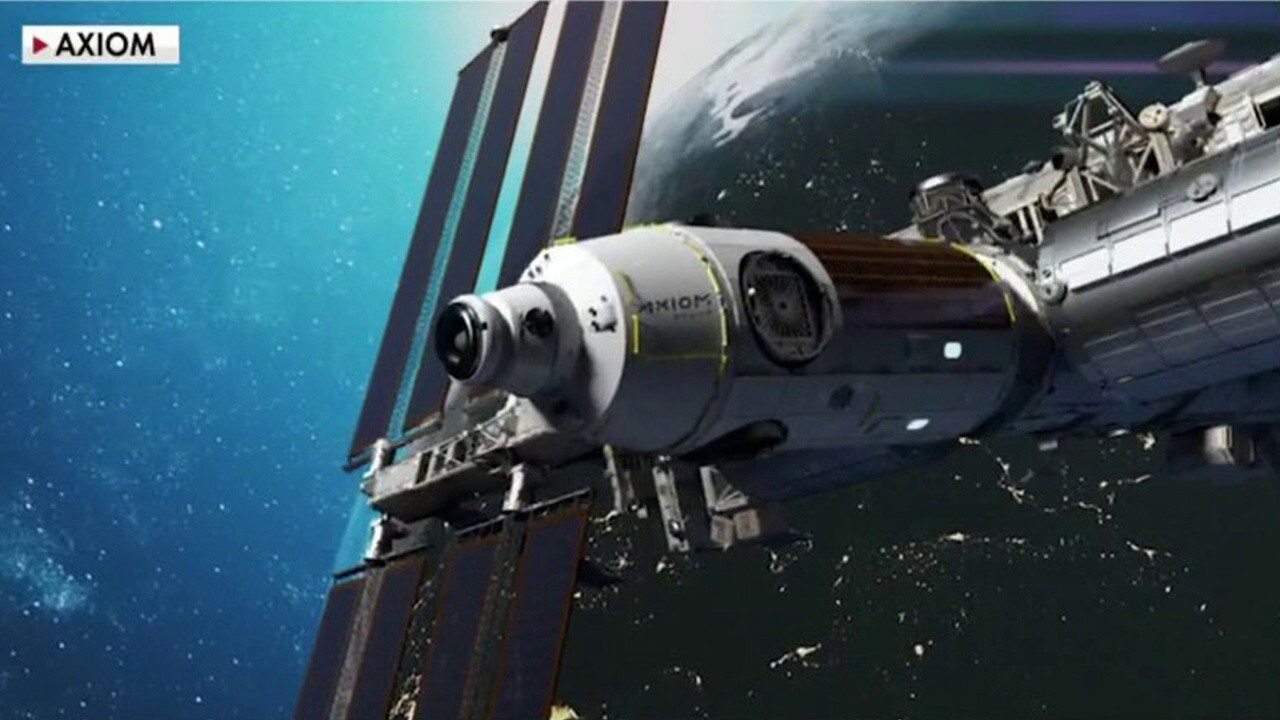 Axiom co-founder aiming to create 'new space economy'