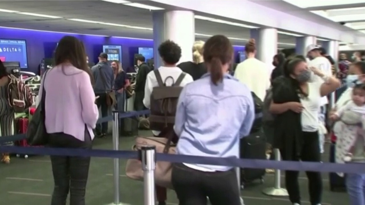 Holiday travel highlights the need for more workers nationwide