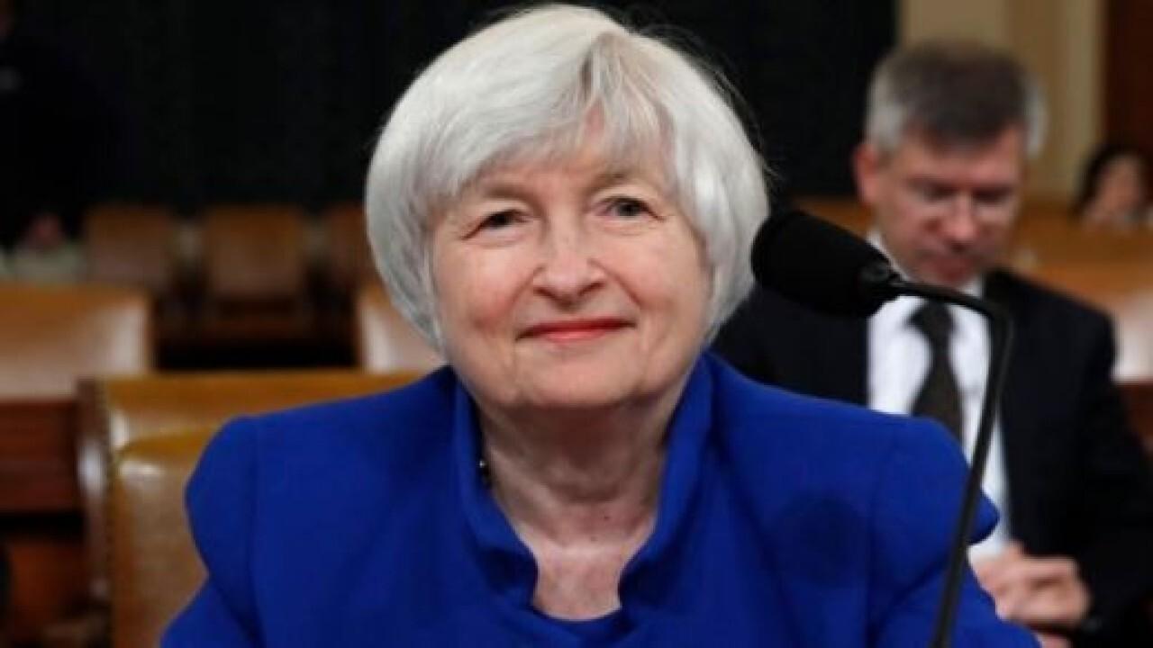 Lou Dobbs praises the pragmatism of Janet Yellen