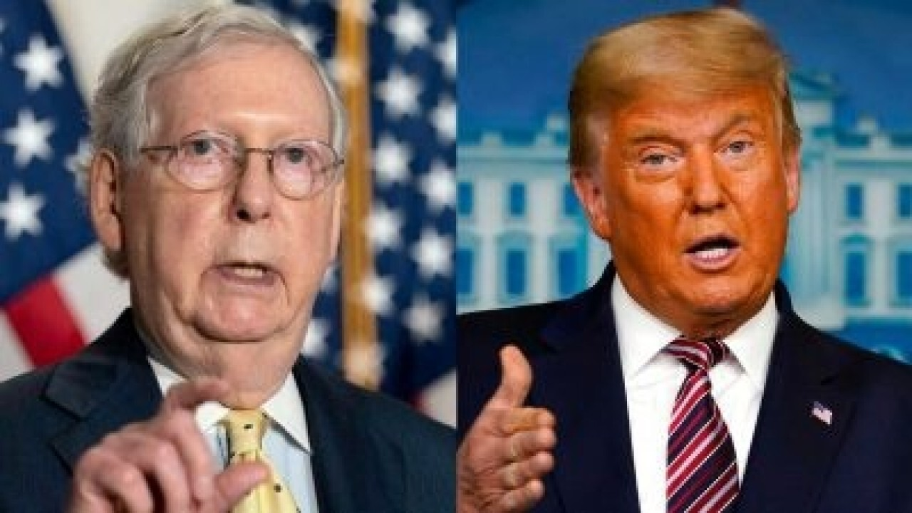 McConnell's response on supporting Trump as GOP nominee was 'classic': Axios reporter