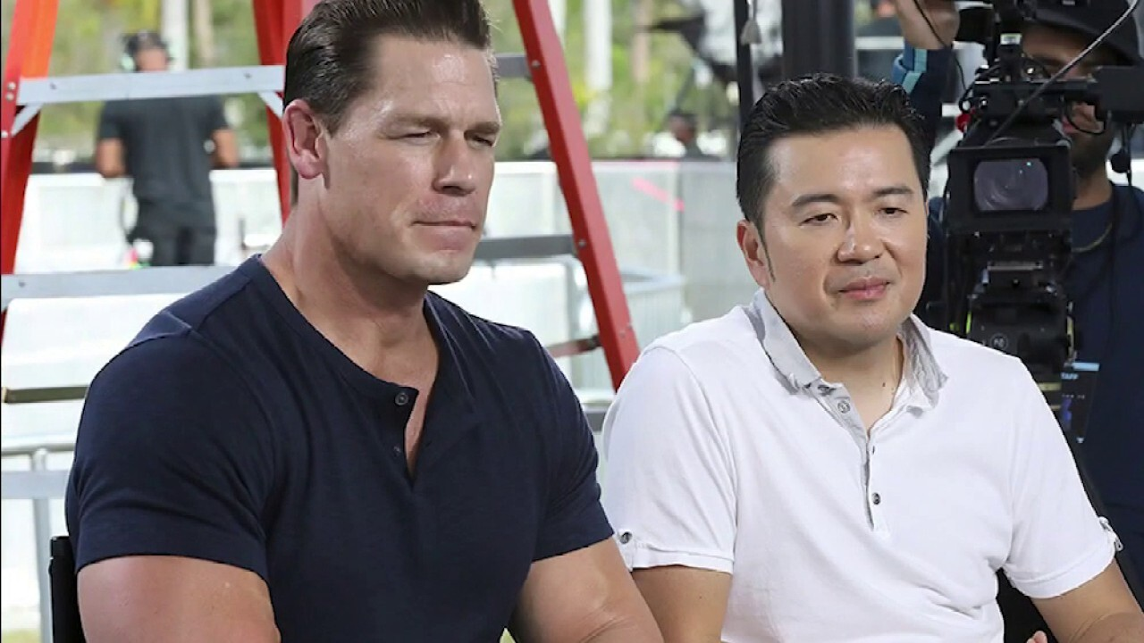 Kennedy blasts 'meathead' Jon Cena for apologizing to China