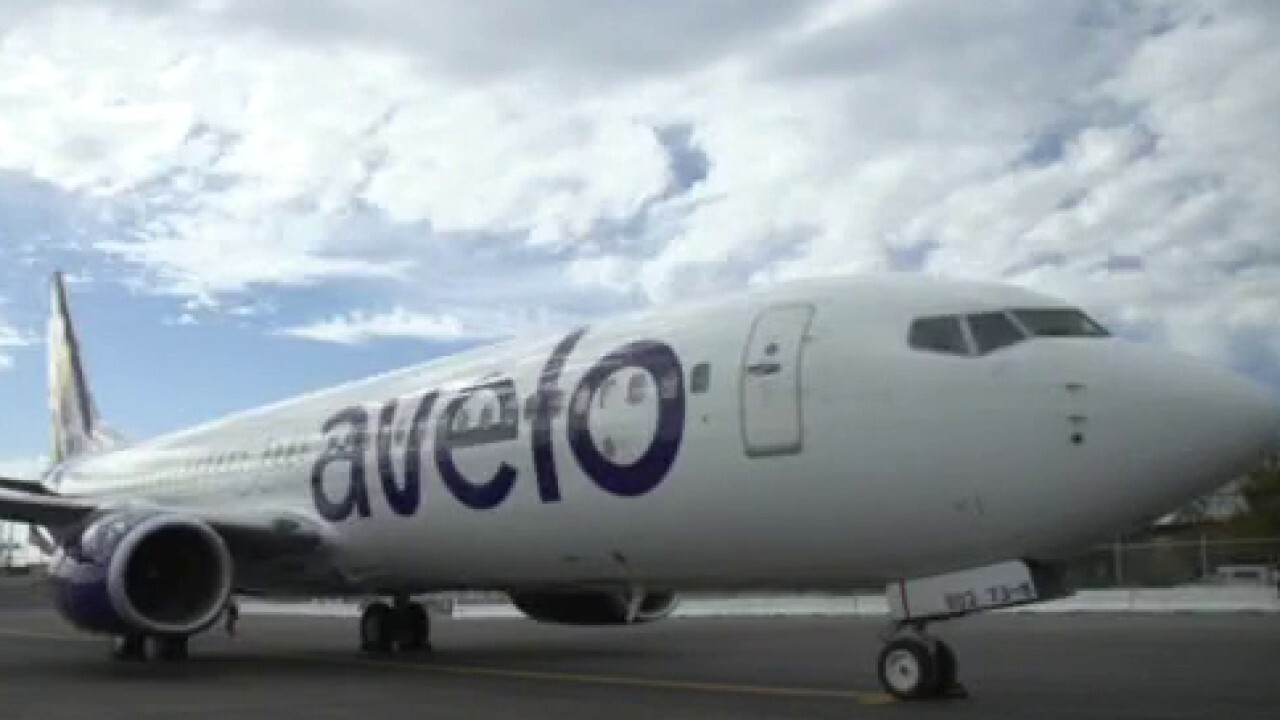 Avelo Airlines to offer low-fare flights to 'small service' locations