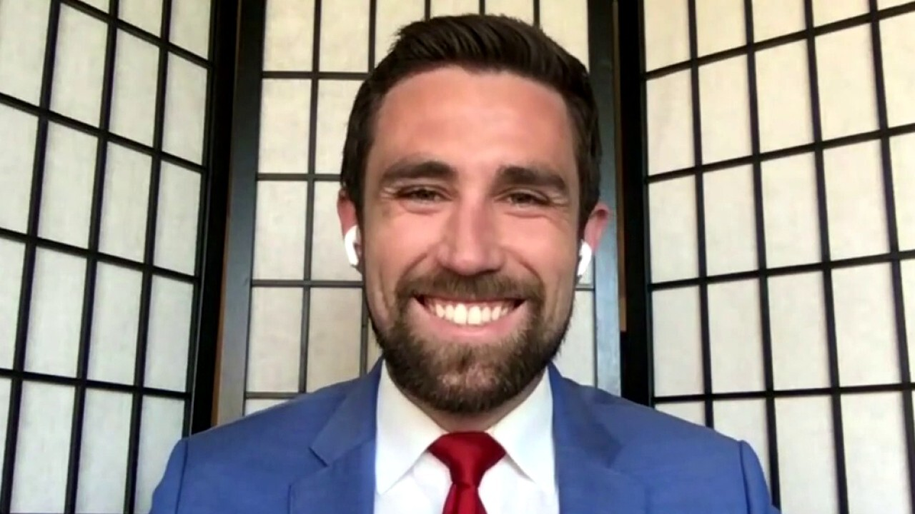 YouTuber millionaire candidate races for CA Governor to replace Newsom