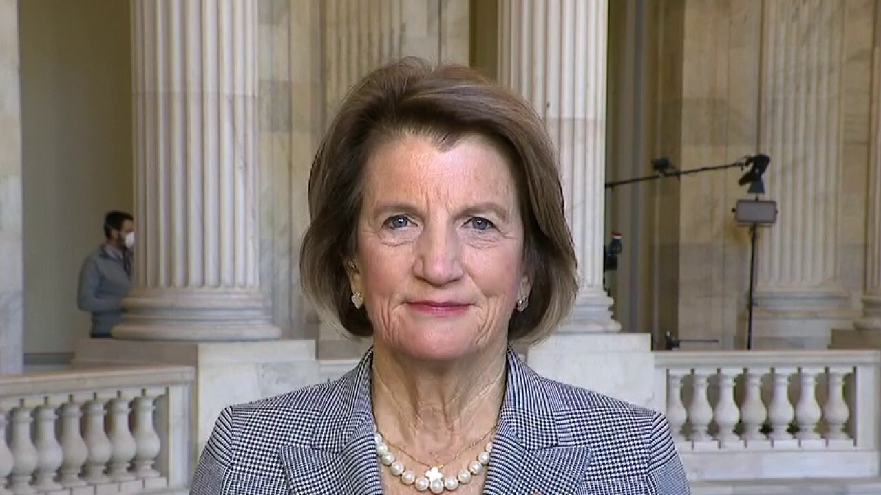 Sen. Capito on COVID-19 stimulus bill: Democrats are trying to 'throw money at their pet projects'