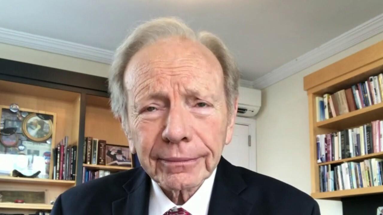 Ex-Sen. Lieberman blasts reported meeting between Biden administration officials and Iranian foreign minister