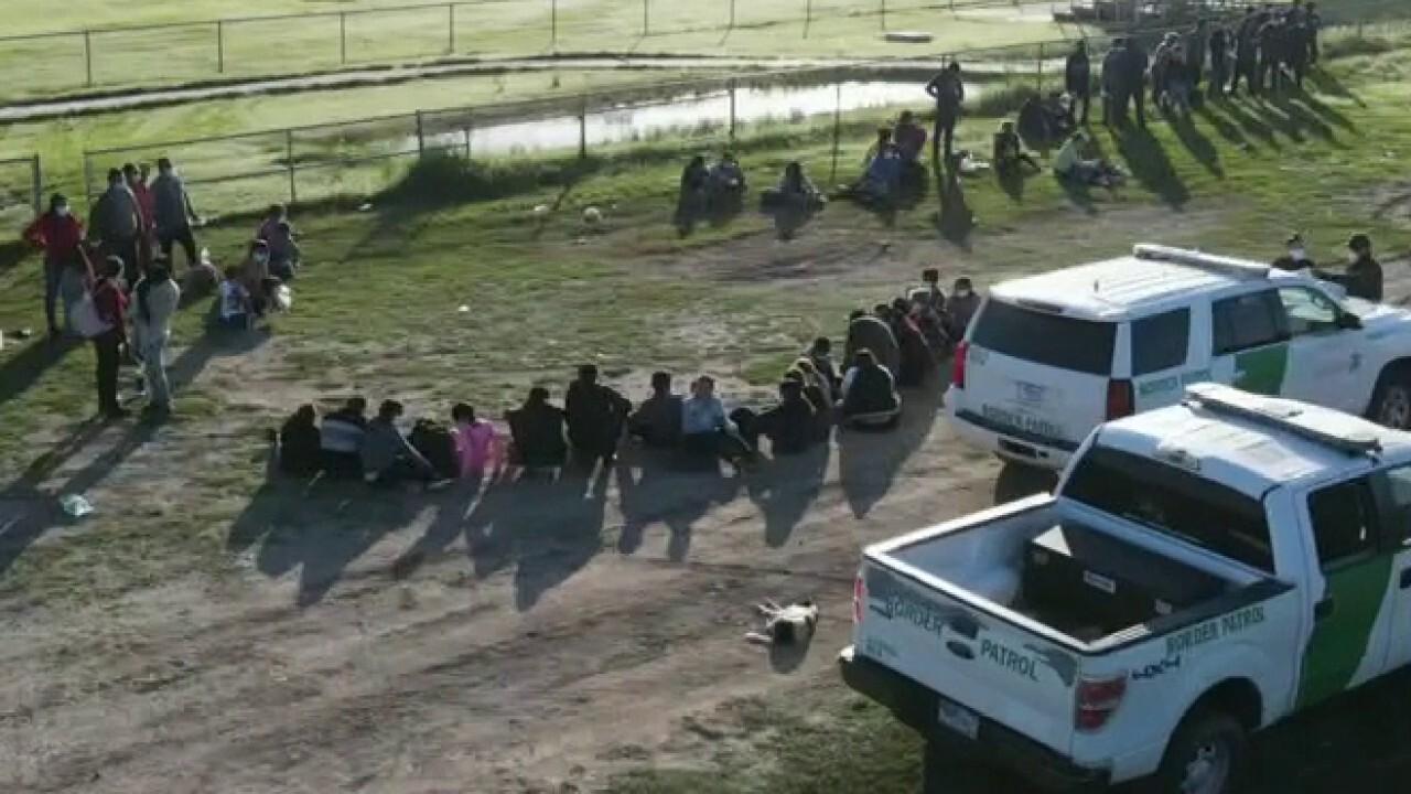 Texas begins arresting illegal border crossers