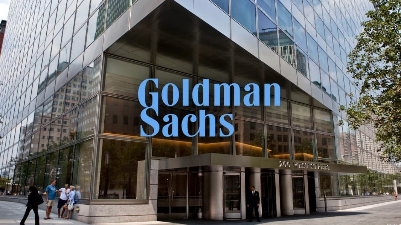 Goldman Sachs posted earnings of $18.60 per share versus $10.22 per share expected by analysts. FOX Business' Cheryl Casone and Dagen McDowell weigh in.