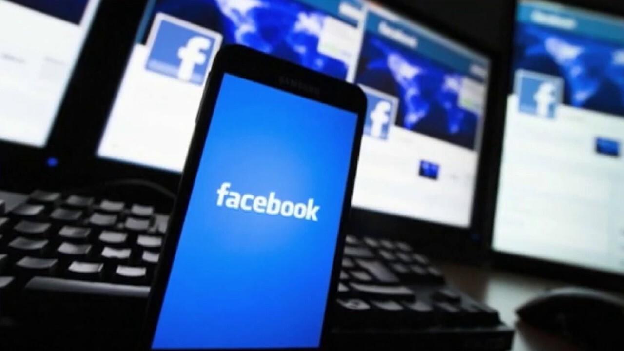 North Carolina Republican Dan Bishop weighs in on Facebook censorship on 'The Evening Edit'