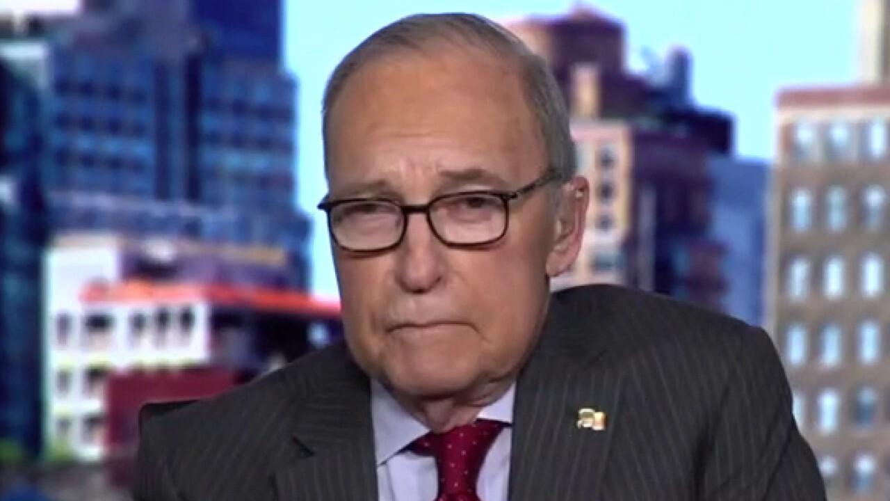 'Kudlow' host Larry Kudlow addresses inflation and debt fears on 'Varney & Co.'
