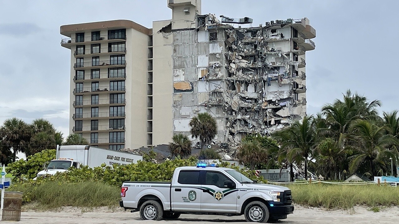 Miami building collapse: Possible causes explained by area expert | Fox  Business