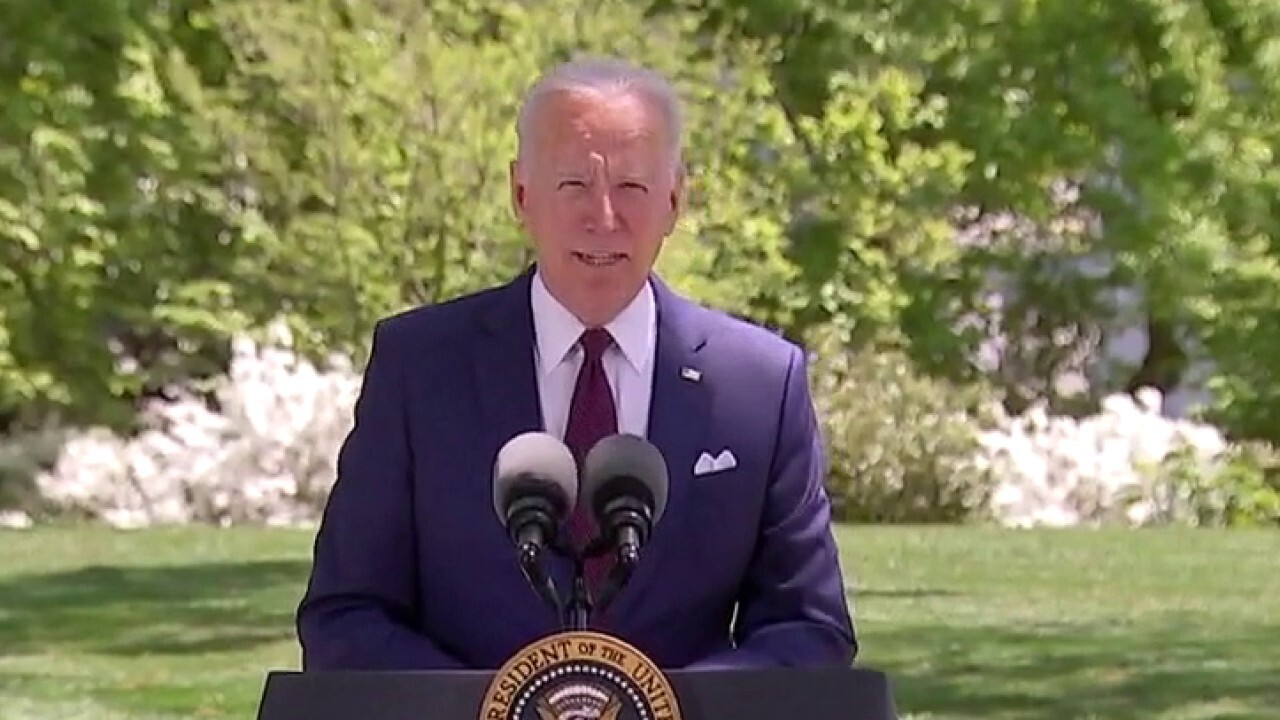 Biden goes back and forth on his mask mandates
