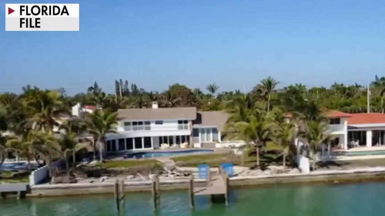 FOX Business' Ashley Webster reports from Miami Beach, Florida