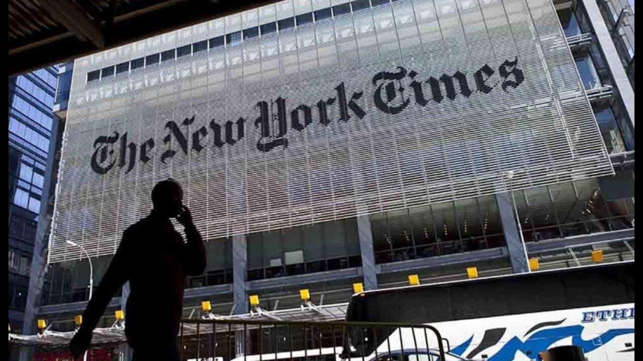 Backlash grows against New York Times columnist over riot remarks
