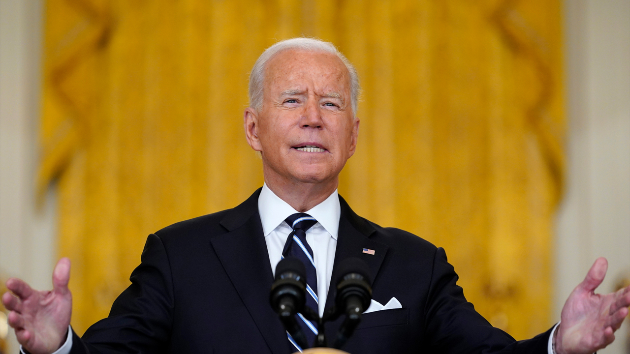 President Biden provides an update on his 'Admin's response to Hurricane Henri, as well as an update on the evacuation of American citizens, SIV applicants & their families, and vulnerable Afghans.'