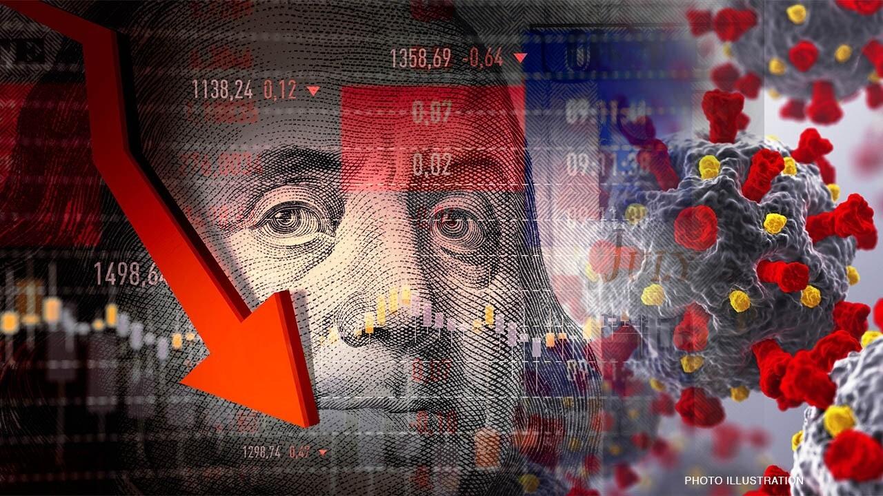 Ben Levisohn on weaker economic growth