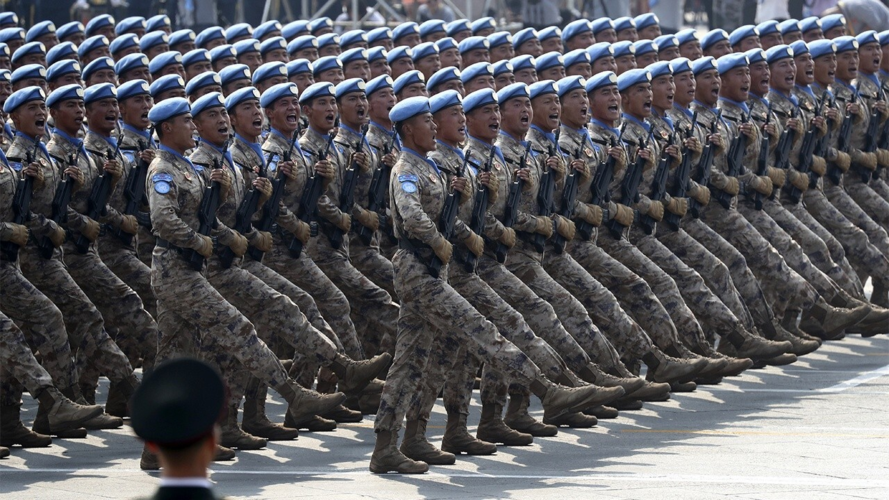 Two-star general Punaro warns US military: 'China is on the march'