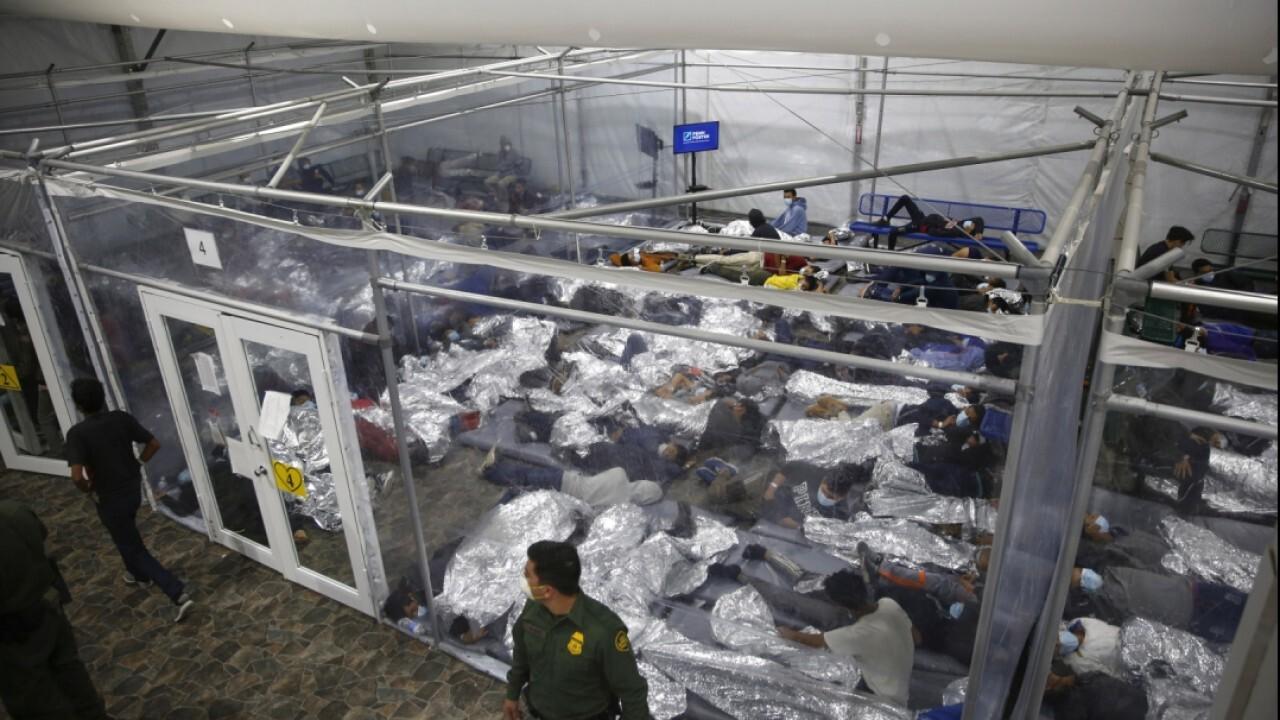 Southern border is 'humanitarian crisis' with 'unacceptable' crowding: Georgia congressman