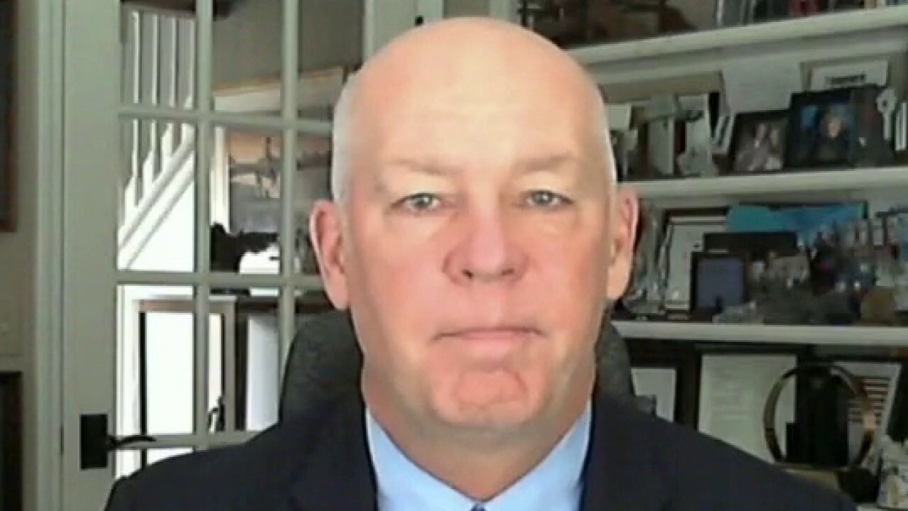 Montana Gov. Greg Gianforte argues that the U.S. could have produced more oil rather than relying on foreign countries.