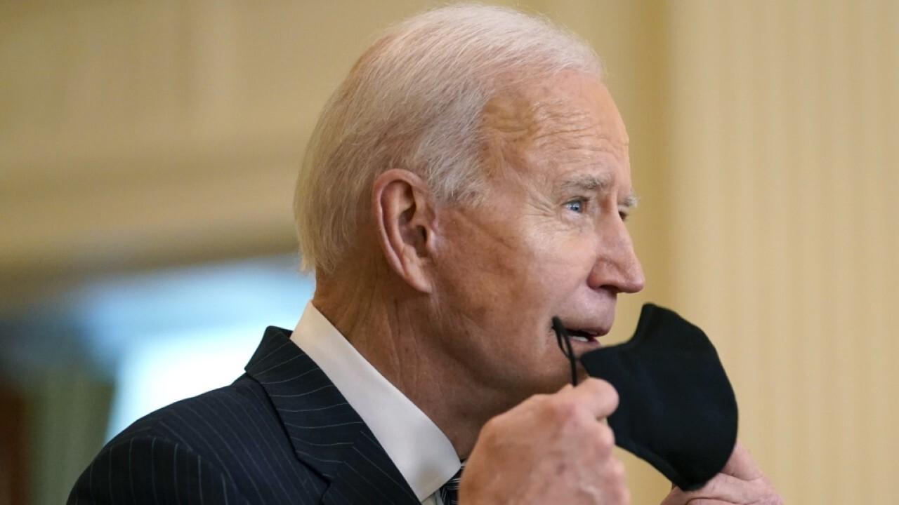 Biden calling to reinstate mask mandates makes 'absolutely no sense': Mississippi governor