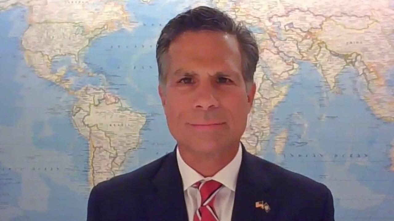 Some Americans 'mistrust' Biden admin after Afghanistan, China 'mismanagement': Rep. Meuser