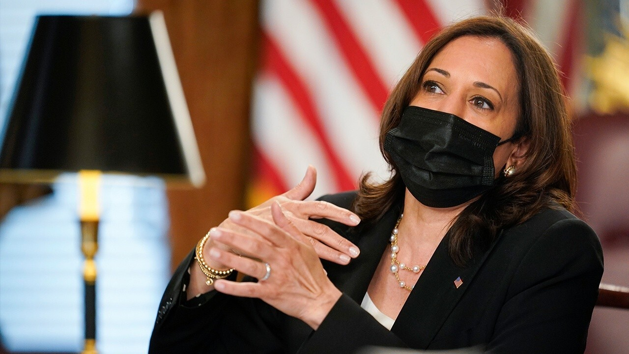Harris to travel to Guatemala and Mexico amid criticism over border crisis