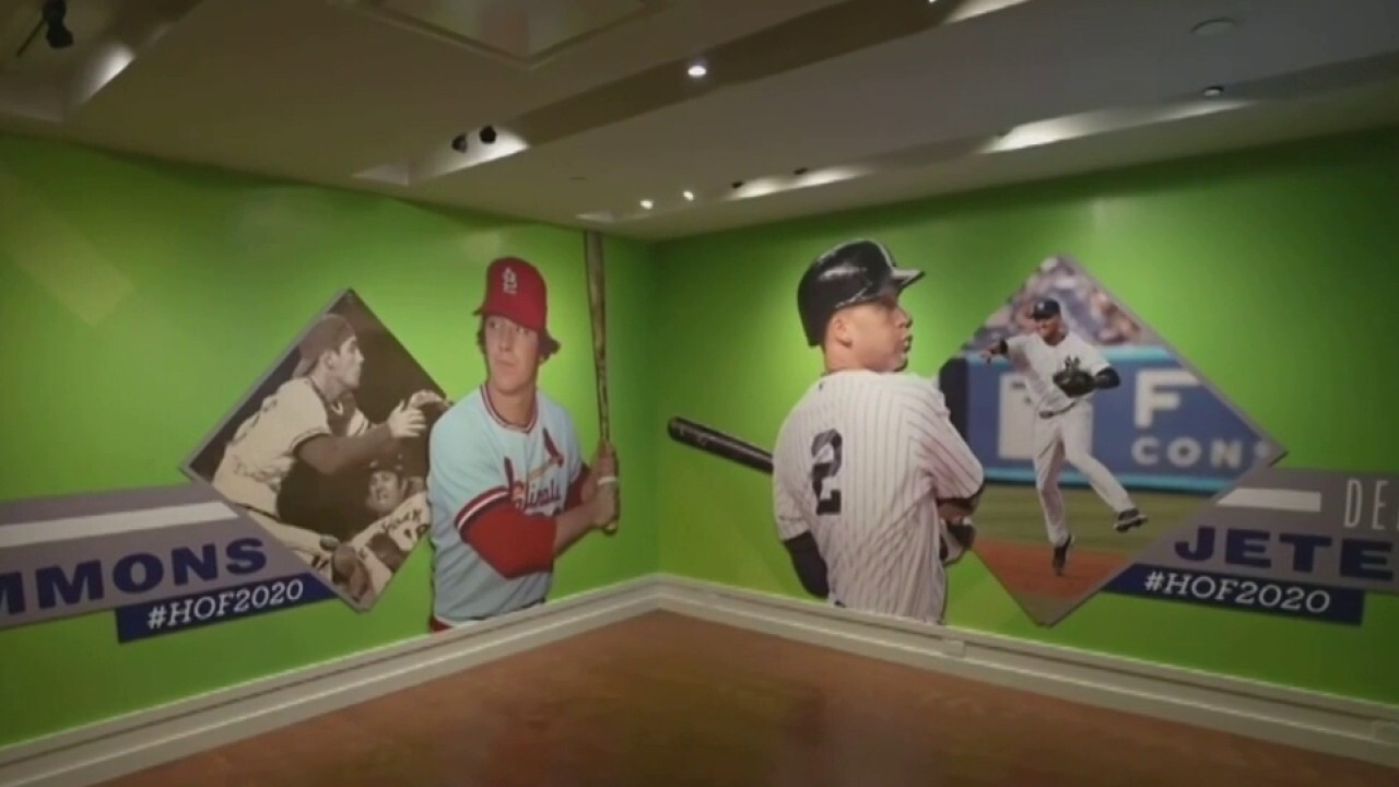 FOX Business' Gerri Willis provides a tour of the iconic history museum that will next month host the 2021 Hall of Fame Induction Ceremony.