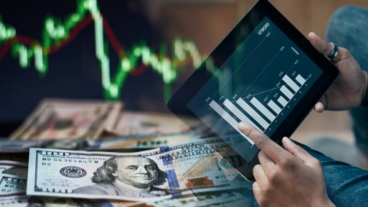 Potomac Wealth Advisors President and founder Mark Avallone on the 'powerful combination' of corporations delivering high earnings and the Federal Reserve continuing to flood the market with liquidity.