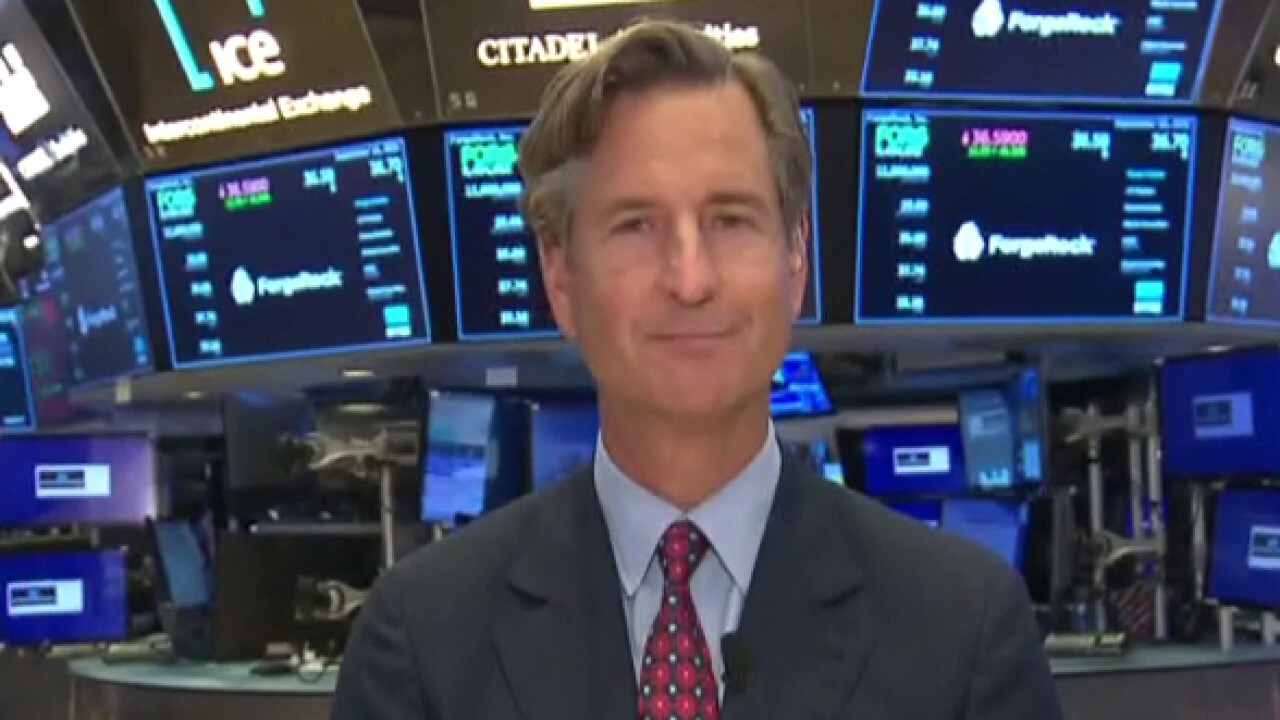 ForgeRock CEO celebrates public debut on NYSE