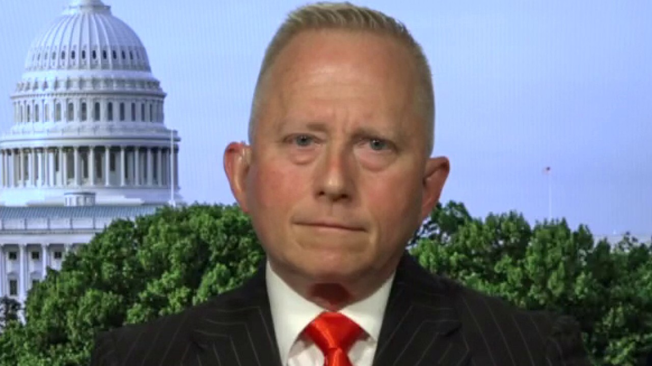Rep. Jeff Van Drew, R-N.J., discusses the concerns over border resources being reassigned amid the migrant surge at the southern border.
