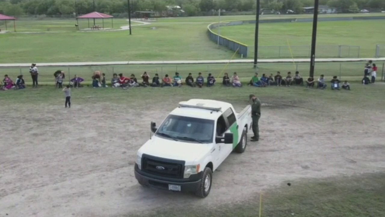 Growing number of migrants crossing US southern border from India, Brazil