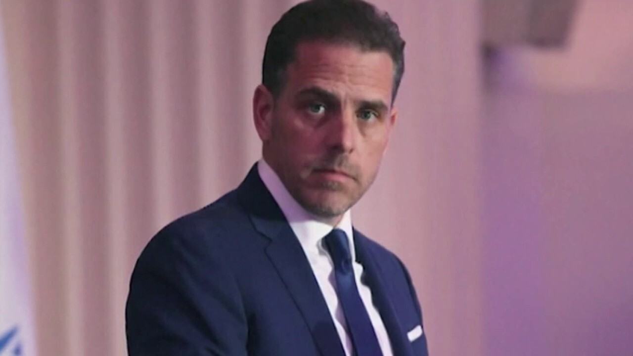 Hunter Biden's Chinese fund invests in companies devoted to undermining the US: Charlie Hurt