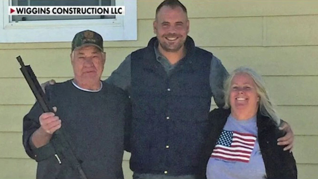 Wiggins Construction LLC marketing manager Matt Thomas says business is 'picking up' ever since his company started giving away AR-15s with every roof purchase.