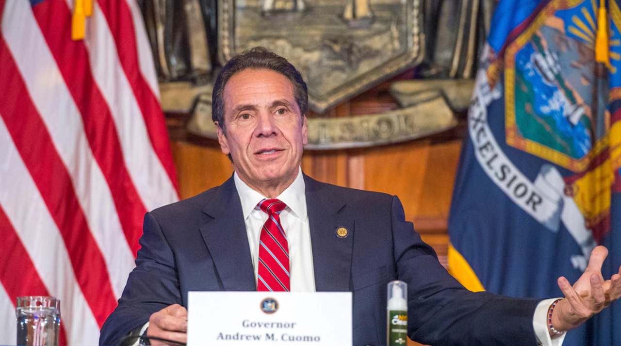 New York Dem lawmaker calls to strip Cuomo of emergency powers