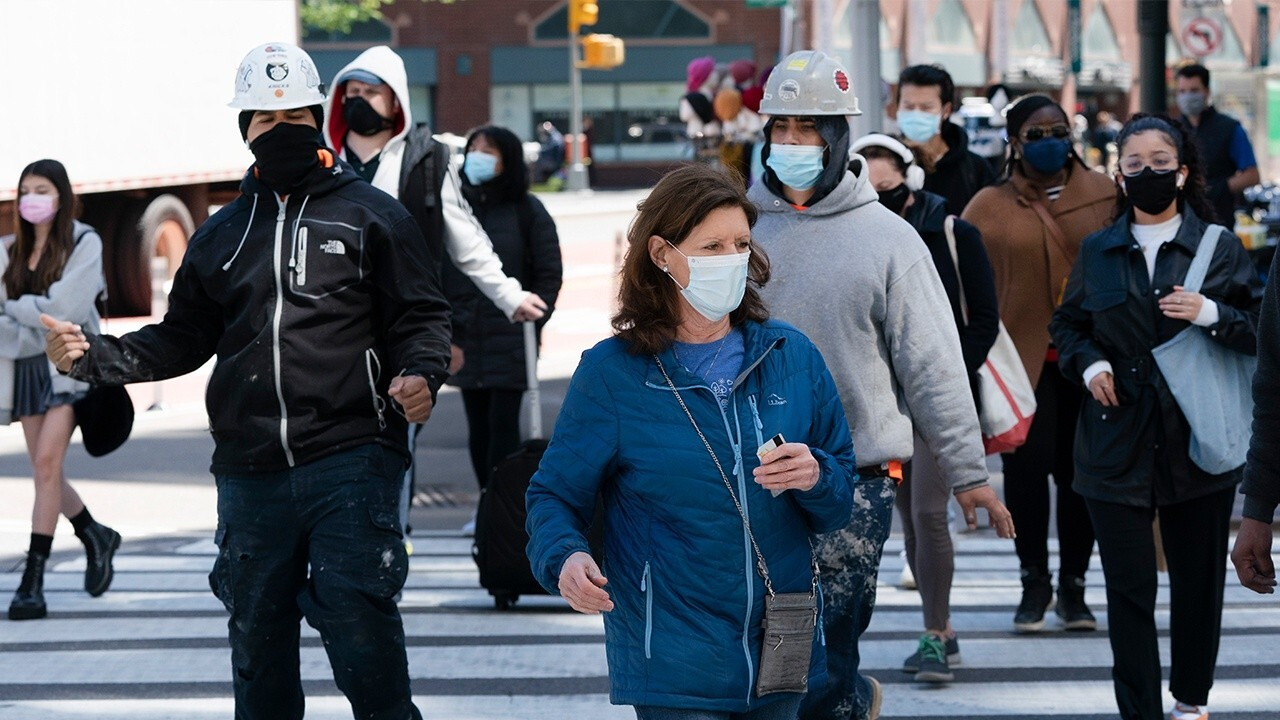 Johns Hopkins Professor of Public Health Dr. Marty Makary provides insight into the CDC's latest coronavirus and mask guidelines.