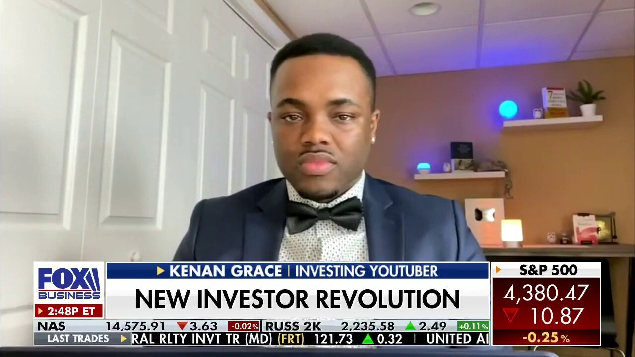 Investing YouTuber advises future investors to question the 'trustworthiness' of the stock market