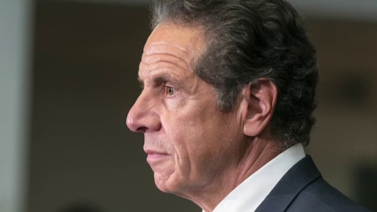 Biden, Schumer, Pelosi demand NY Gov. Cuomo to resign
