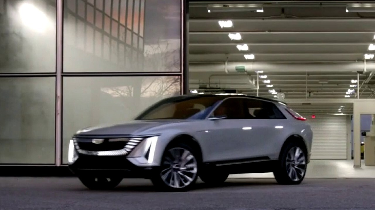 Cadillac gearing up to sell only electric vehicles by 2035