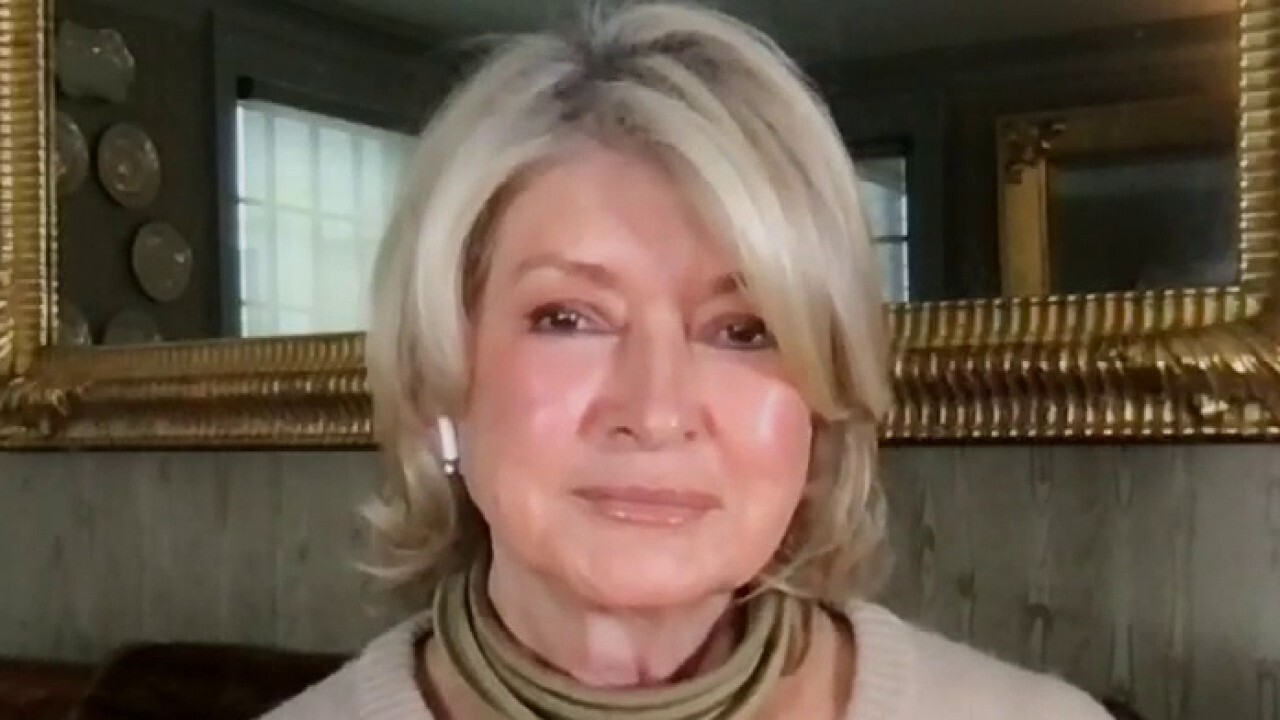 Martha Stewart breaks into the burger business