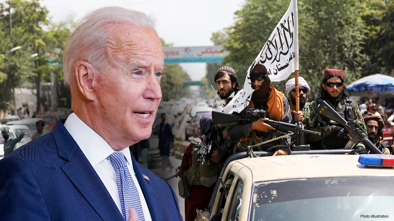 GOP rep blasts President Biden's Afghanistan 'debacle'